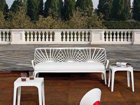 Driade Sunrise Aluminum Lounge Set PatioLiving
