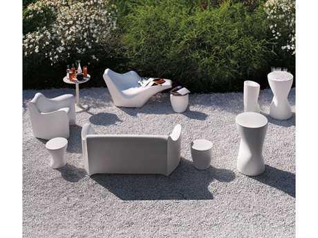 Driade Tokyo-Pop Polyenthylene Monobloc Lounge Set