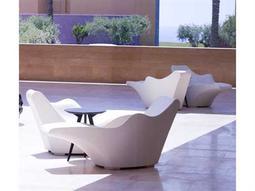 Driade Tokyo-Pop Polyenthylene Monobloc Daybed Lounge Set
