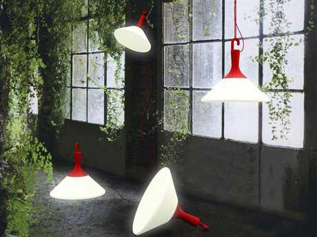Driade Zelight By Miki Astori Outdoor Light Set