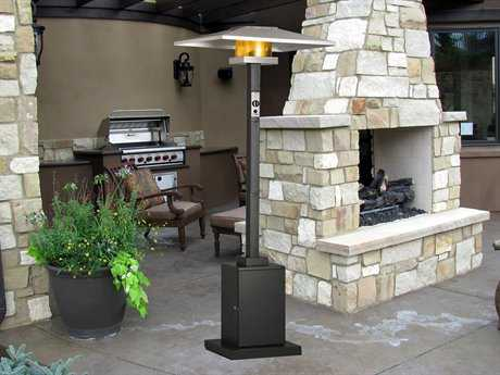 Dayva Powder Coated Propane Heater