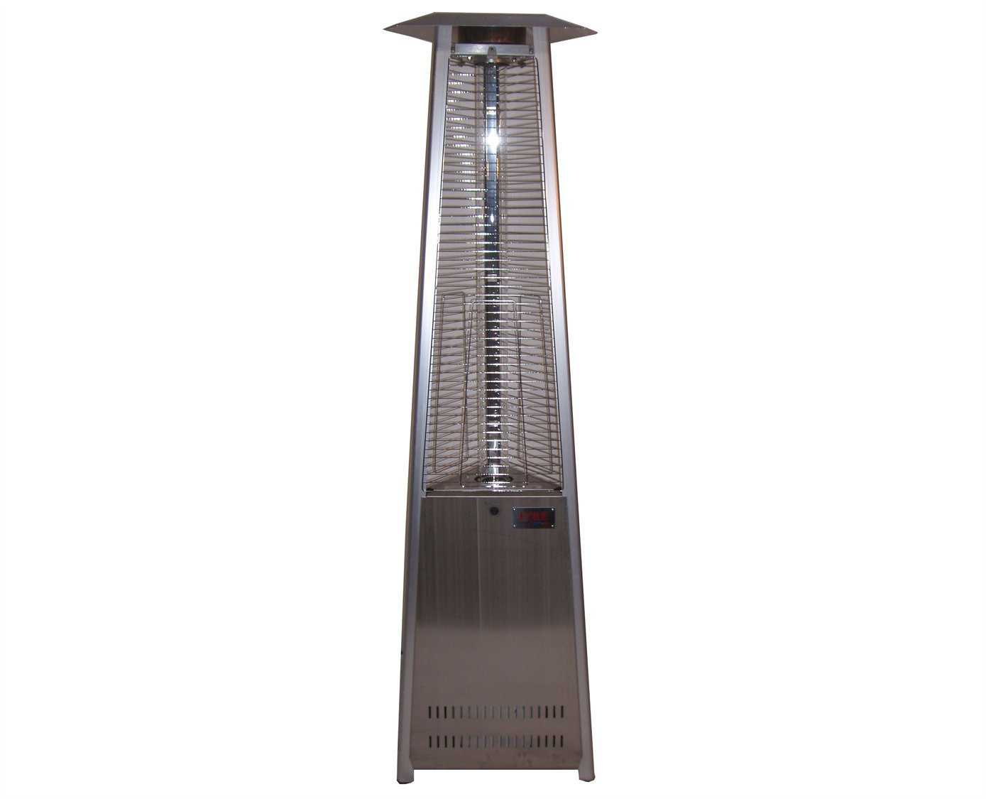 Dayva Tower Of Fire Stainless Steel Propane Heater