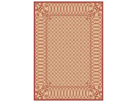 Dynamic Rugs Piazza Rectangular Beige Area Rug