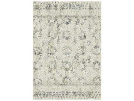 Dynamic Rugs Quartz Ivory Rectangular Area Rug