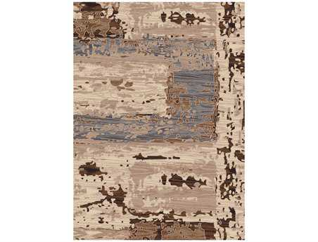 Dynamic Rugs Treasure Rectangular Beige Area Rug