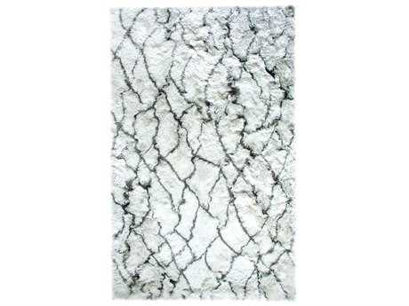 Dynamic Rugs Loft Rectangular Ivory & Grey Area Rug
