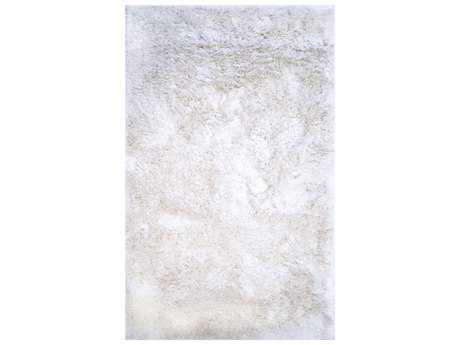 Dynamic Rug Luxe Ivory Rectangular Area Rug