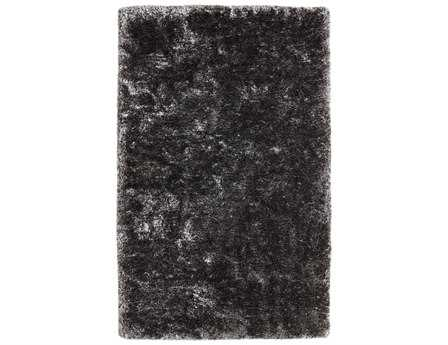 Dynamic Rugs Timeless Rectangular Silver Area Rug