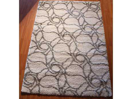 Dynamic Rugs Passion Rectangular Cream Area Rug