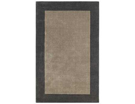 Dynamic Rugs Manhattan Rectangular Silver & Charcoal Area Rug