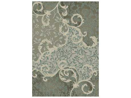Dynamic Rugs Eclipse Rectangular Multi-Ocean Area Rug
