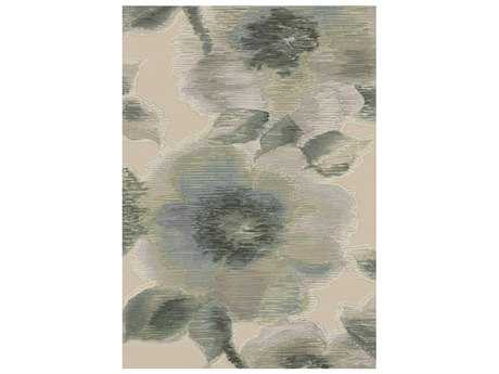 Dynamic Rugs Eclipse Rectangular Gray Area Rug