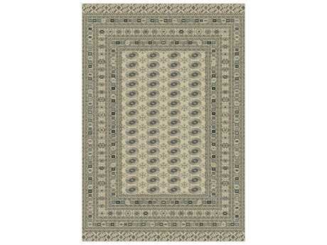 Dynamic Rugs Utopia Rectangular Cream Area Rug