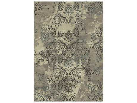 Dynamic Rugs Utopia Rectangular Beige Area Rug