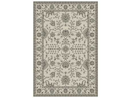 Dynamic Rugs Farahan Rectangular Ivory Area Rug