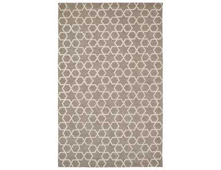 Dynamic Rugs Broadway Rectangular Gray Area Rug