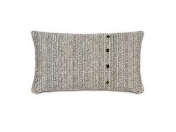 Eastern Accents Abernathy With Buttons Pillow