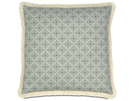 Eastern Accents Avila Arlo Ice Euro Sham Pillow