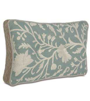 Eastern Accents Avila Boxed And Tufted Pillow