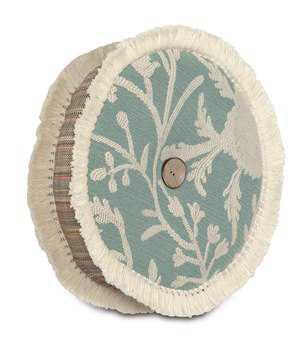 Eastern Accents Avila Tambourine Pillow