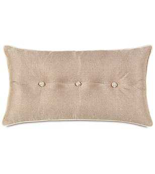 Eastern Accents Bardot Dunaway Fawn Tufted Pillow