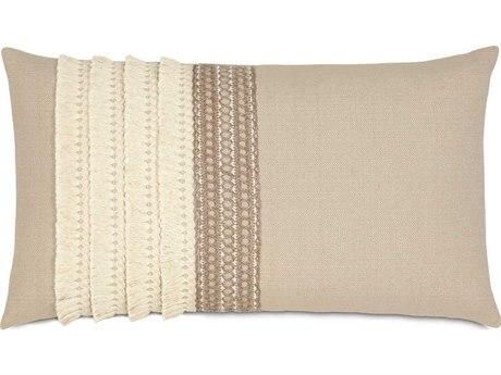 Eastern Accents Avila Vivo Bisque Bolster Pillow
