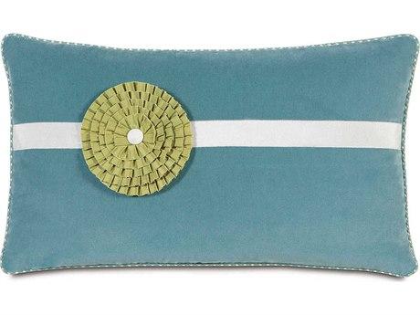 Eastern Accents Bradshaw Jackson Ocean Bolster Pillow