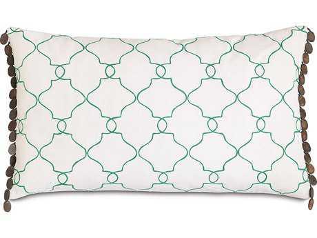 Eastern Accents Lanai Mila Moss Bolster Pillow