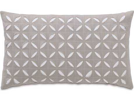 Eastern Accents Amara Breeze Stone Boudoir Pillow
