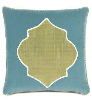 Eastern Accents Bradshaw Pearl Apple Insert Pillow
