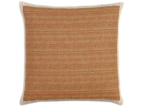 Eastern Accents Caicos Stark Sunset With Gimp Extra Euro Sham