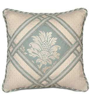 Eastern Accents Carlyle Diamond Insert Pillow