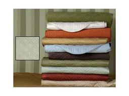 Eastern Accents Coperta Quilted Sateen Collection