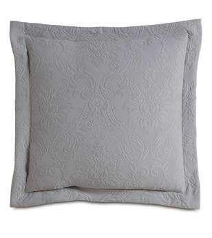 Eastern Accents Sandrine Matelasse Sandrine Dove Decorative Pillow