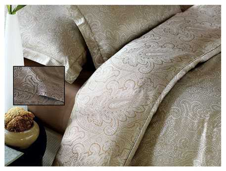Eastern Accents Lunetta Truffle Duvet Cover