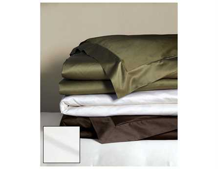 Eastern Accents Roma Luxe White Duvet Cover