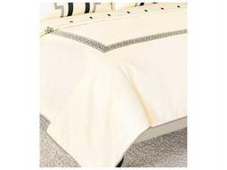 Eastern Accents Abernathy Folly Parchment Duvet Cover