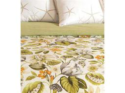 Eastern Accents Stelling Palm Hand-Tacked Comforter