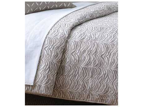 Eastern Accents Amara Dove Button-Tufted Comforter