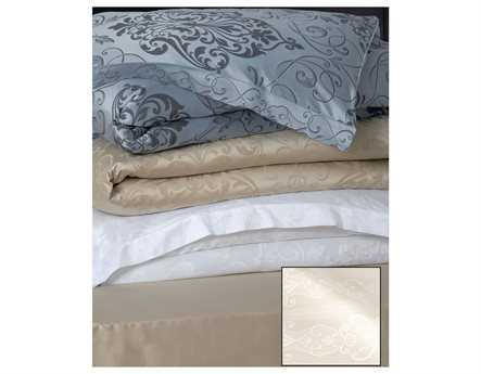Eastern Accents Ornato Ecru Duvet Cover