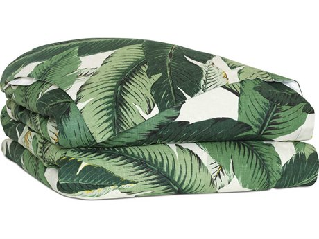 Eastern Accents Lanai Palm Hand-Tacked Comforter