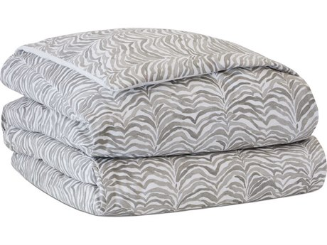 Eastern Accents Amara Dove Hand-Tacked Comforter