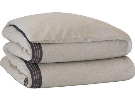 Eastern Accents Vita Greer Linen Duvet Cover
