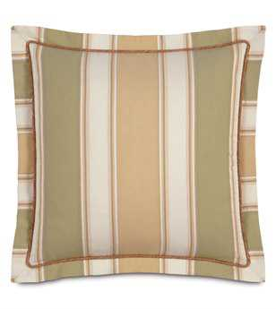 Eastern Accents Caicos Doral Meadow Euro Sham