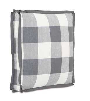 Eastern Accents Hampshire Phipps Slate Boxed Pillow