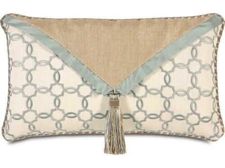 Eastern Accents Kinsey Verlaine Ocean Envelope 13'' x 22'' Decorative Pillow