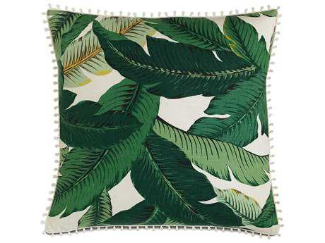 Eastern Accents Lanai Palm with Loop Extra Euro Sham