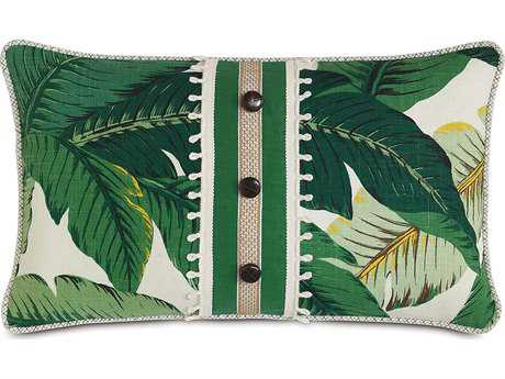 Eastern Accents Lanai Lanai Palm with Breeze Kelly Insert Accent Pillow