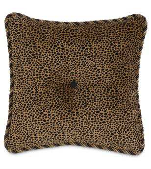 Eastern Accents Langdon Togo Coin Tufted Pillow