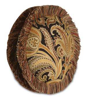 Eastern Accents Langdon Tambourine Pillow